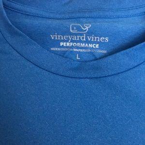 Vineyard Vines Shirts - Vineyard Vine Performance Long Sleeve Top